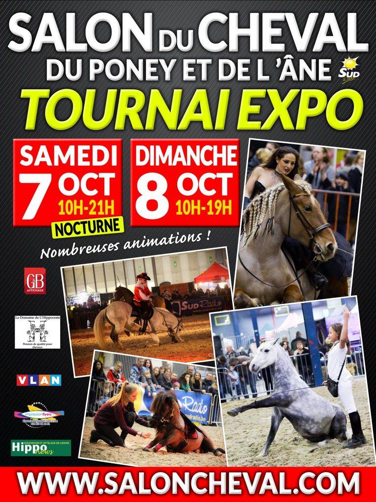 Salon cheval mons et tournai 2017 salon du cheval du poney - Salon du cheval a mons ...